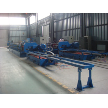 Cold sheet metal rolled machine
